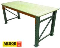 Pallet Racking Workbench with Ply Board Top