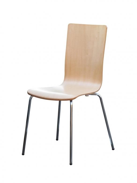 Example of a Used Café Chair