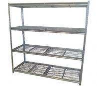 Lock & Load® Longspan Shelving - Galvanised