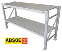 STORE-IT® Workbench - White