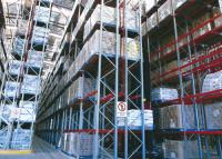Narrow Aisle Racking - For more information call (07) 3846 9976